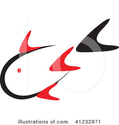 Fish Clipart #1232871 by Vector Tradition SM