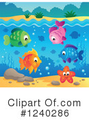 Fish Clipart #1240286