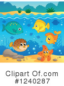 Fish Clipart #1240287