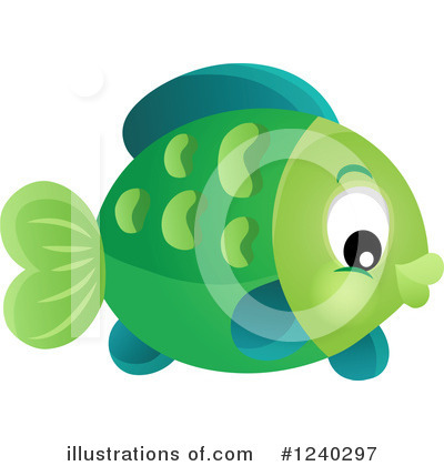 Sea Life Clipart #1240297 by visekart