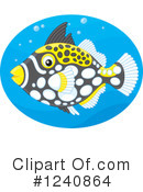Fish Clipart #1240864 by Alex Bannykh
