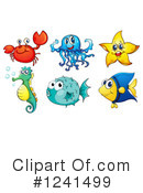 Fish Clipart #1241499