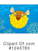 Fish Clipart #1243783 by Alex Bannykh