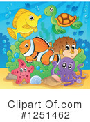 Fish Clipart #1251462