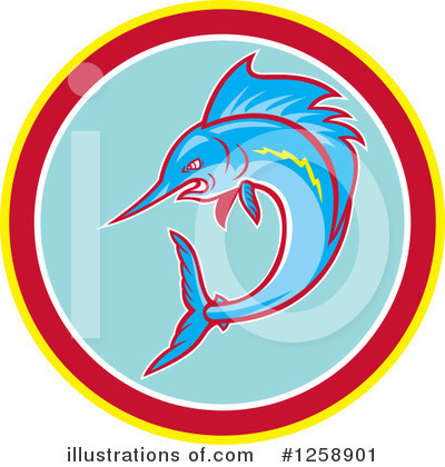Marlin Clipart #1258901 by patrimonio