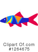 Fish Clipart #1264675 by Vector Tradition SM