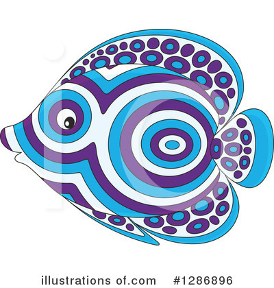 Fish Clipart #1286896 by Alex Bannykh