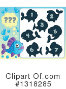 Royalty-Free (RF) Fish Clipart Illustration #1318285