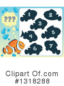 Royalty-Free (RF) Fish Clipart Illustration #1318288