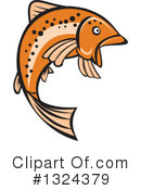 Fish Clipart #1324379