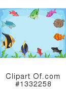 Fish Clipart #1332258 by BNP Design Studio