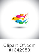 Fish Clipart #1342953 by ColorMagic