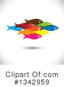 Fish Clipart #1342959 by ColorMagic