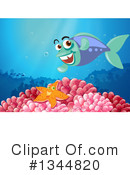 Fish Clipart #1344820