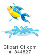 Fish Clipart #1344827 by Graphics RF