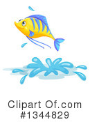 Fish Clipart #1344829 by Graphics RF