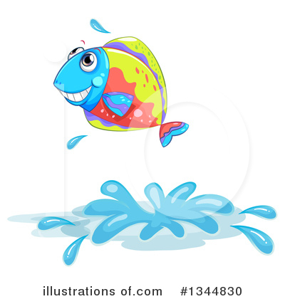 Sea Life Clipart #1344830 by Graphics RF
