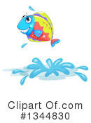 Fish Clipart #1344830 by Graphics RF