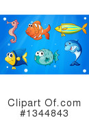 Fish Clipart #1344843