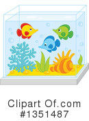 Fish Clipart #1351487 by Alex Bannykh