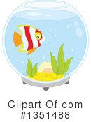 Fish Clipart #1351488 by Alex Bannykh