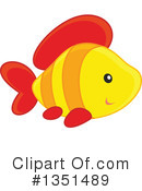 Fish Clipart #1351489 by Alex Bannykh