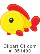 Fish Clipart #1351490 by Alex Bannykh