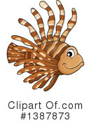 Fish Clipart #1387873 by visekart