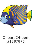 Fish Clipart #1387875 by visekart