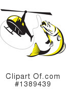 Fish Clipart #1389439 by patrimonio