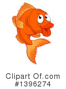 Fish Clipart #1396274 by AtStockIllustration