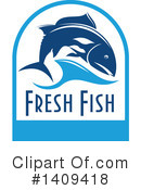 Fish Clipart #1409418