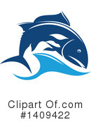 Fish Clipart #1409422
