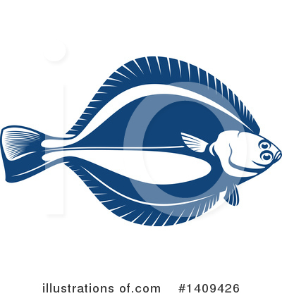 Sea Life Clipart #1409426 by Vector Tradition SM