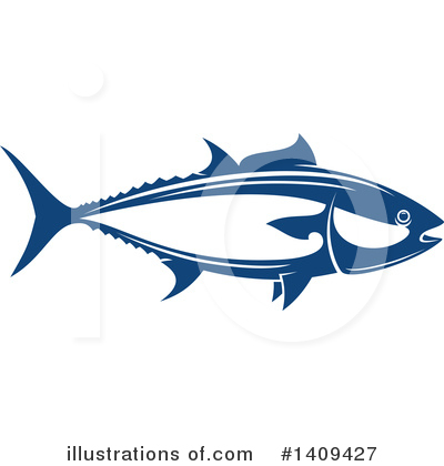 Sea Life Clipart #1409427 by Vector Tradition SM