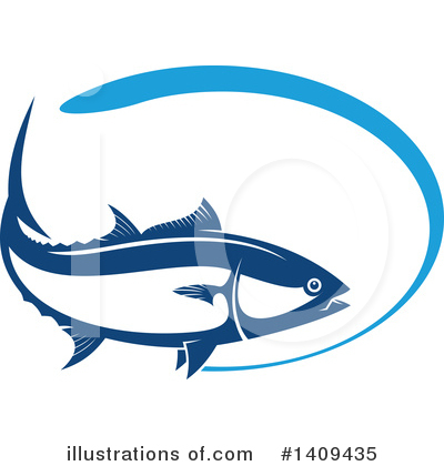 Seafood Clipart #1409435 by Vector Tradition SM