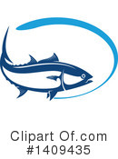 Fish Clipart #1409435