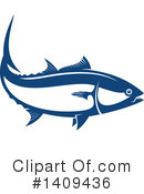 Fish Clipart #1409436