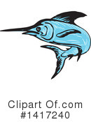 Fish Clipart #1417240 by patrimonio