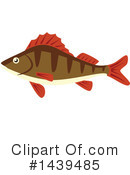 Fish Clipart #1439485 by Vector Tradition SM