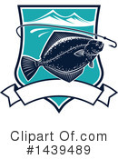 Fish Clipart #1439489 by Vector Tradition SM