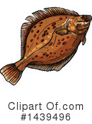 Fish Clipart #1439496 by Vector Tradition SM
