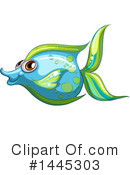 Fish Clipart #1445303 by Graphics RF
