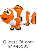 Fish Clipart #1445305 by Graphics RF