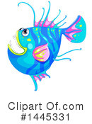 Fish Clipart #1445331 by Graphics RF