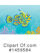 Fish Clipart #1459584 by Alex Bannykh