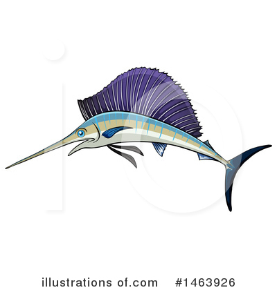 Fish Clipart #1463926 by Graphics RF