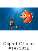Fish Clipart #1473052 by Graphics RF