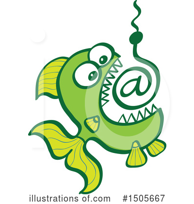 Fish Clipart #1505667 by Zooco