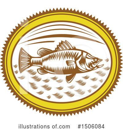 Barramundi Clipart #1506084 by patrimonio